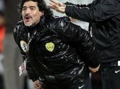 Amando Maradona: ilusión pierde