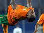 Copa África 2012. Semifinales