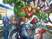 Portada alternativa Marc Silvestri para Avengers Assemble