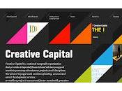 Becas Creative Capital 2012