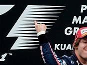 Doblete Bull, abandono Alonso liderato para Massa Sepang