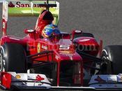 Fernando Alonso veloz jornada final ensayos Fórmula