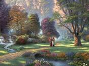 Jesús caminando tierras Paraíso