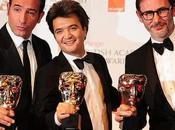 Artist arrasa BAFTA 2012
