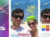 Skitch aplicación para dibujar sobre foto Android