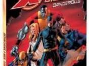 abril lanzará Astonishing X-Men. Dangerous, nuevo cómic animado