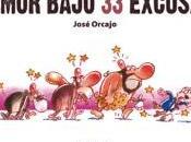 Sesión firmas José Orcajo, autor Humor bajo excusas, Segovia