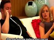 Ricky Gervais hablando sobre Gran Hermano serie Extras