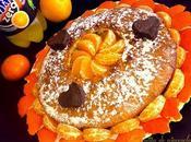 Tarta Fanta naranja mandarina