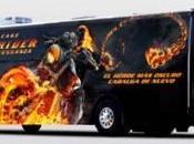 Promoción Ghost Rider: Espíritu Venganza Madrid