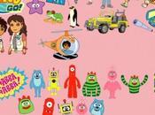 Vectores Nickelodeon