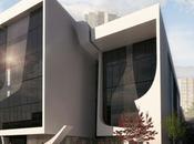 A-cero presenta Quito, Ecuador, edificio para sede cooperativa ahorro crédito policía nacional