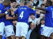 Everton Leicester meten cuartos!