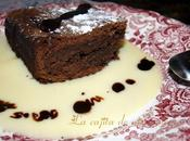 Brownie naranja