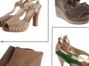 Sandalias zapatos Primavera/Verano 2012