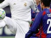 Champions League: CSKA Real Madrid