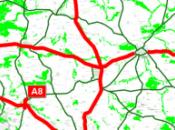 Polonia prepara cambios autopistas