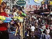 Viajes: THAILANDIA CELEBRA LLEGADA NUEVO SONGKRAN TAILANDÉS