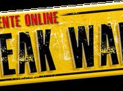 Freak Wars pistoletazo salida