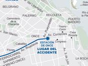 Grave accidente ferroviario Argentina