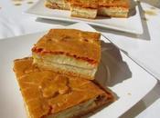 Empanada tortilla rellena