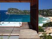 Jardines piscinas rusticas