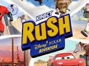 Presentación oficial Kinect Rush: aventura Disney Pixar.