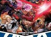 Avengers X-Men dispuesta batir nueva