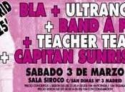 "Elefant Club Fiesta 006: ""Sputnik, Amor"" (3.Marzo.2012)"