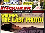 última foto Whitney Houston. Dinero, periodismo amistad