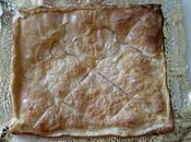 Empanada jamón queso