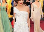 Moda Tendencia 2012. Oscars alfombra roja