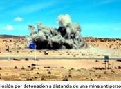 Desde Peru: Letales minas chilenas