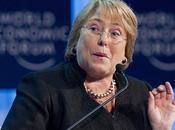 Bachelet, secretaria Naciones Unidas, denuncia desigualdad género Latinoamérica