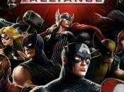 disponible Facebook juego Marvel: Avengeres Alliance