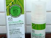 Smoothing cream Body Shop (NUTRIGANICS)