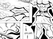 Cómic Mitología Griega: Erisictón.