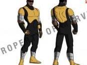 Primer vistazo Luke Cage serie animación Ultimate Spider-Man