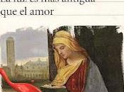 antigua amor, Ricardo Menéndez Salmón