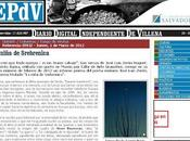 periódico Villena comenta último poema José Luis Zerón nuestra revista