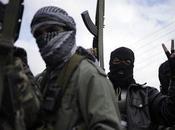 Operación Siria contra hombres armados