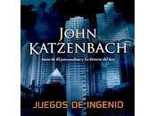 Juego Ingenio John Katzenbach