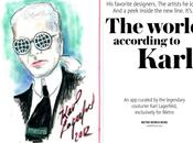 """""""perlas"""" Karl Lagerfeld"""