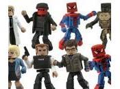 Revelados todos Minimates Amazing Spider-Man