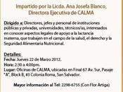 Conferencia sobre Políticas Lactancia Materna Salvador