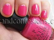 Nail Swatches: That´s Pink (OPI)