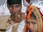 Millones bodas precoces lastran salud educación niñas Africa Asia