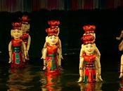 Marionetas acuáticas vietnamitas Habana