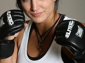 Gina Carano, actriz luchadora