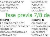 Arousa fútbol 2012 (fase previa abril)